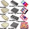 Organizer Box Underwear Bra Socks Ties Scarves Storage Drawer Divider Helpful