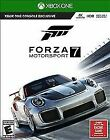 Forza Motorsport 7 (Microsoft Xbox One, 2017) Brand New Fast Ship
