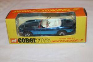 Corgi Toys 375 Toyota 2000 GT