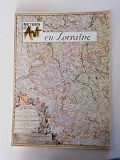 Métiers d'art en Lorraine Gazette Lorraine 1994