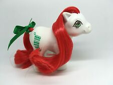 Vintage MLP G-1- My Little Pony- CHRISTMAS BABY- MAIL ORDER- RICE KRISPIES