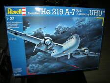 1:32 Revell Heinkel! eh 219 a-7 Uhu nº 04666 OVP