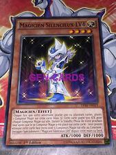 Carte Yu Gi Oh MAGICIEN SILENCIEUX LV4 DPRP-FR019 x 2