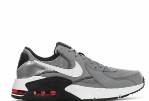 Mens Nike AIR MAX EXCEE - MENS CD4165-009 Particle Grey/White/Black Shoes 8.5