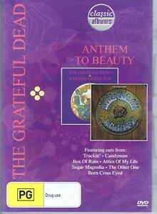 THE GRATEFUL DEAD Anthem To Beauty - Classic Albums DVD NEW & SEALED Free Post