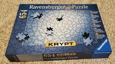 Ravensburger Puzzle Krypt Argent de 654 pièces - 15964 RARE