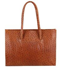 Señora funda de cuero Business Shopper bandolera bolso de mano ramo maletín