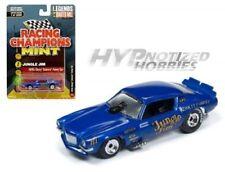 RACING CHAMPIONS 1:64 JUNGLE JIM 1970s CHEVROLET CAMARO FUNNY CAR RCSP002 BLUE