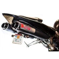 Big Gun Evo S Exhaust Muffler Pipe Slip-on Dual Yzf-R1 Yzf R1 04-06 16-2102