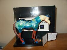 TRAIL OF PAINED PONIES GO VAN GOGH  1E / 5849 Free Fast Insured Ship