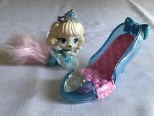 Disney Palace Pets Pumpkin The Poodle W/ Glass Slipper, Cinderella's Dog
