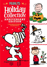 The Peanuts Holiday Collection Anniversary Edition - 3 Discs - DVD - Brand New