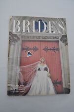 Vintage Bride Magazine Autumn 1951 Same Day Shipping