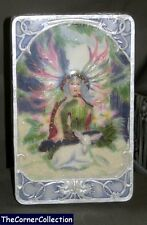Jody Bergsma Winter Magic Fawn Jewelry Trinket Box