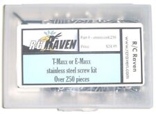 T-Maxx and E-Maxx 250 Piece Stainless Screw Kit