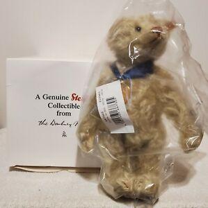 "Steiff Danbury Mint 2004 Member Bear w/Suede Paw Pads, 667305, 12"", NRFB, TA"