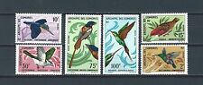 French Colonies - Comoros Islands mint stamp set - birds