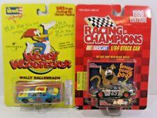 LOT OF 2  NASCAR DIE CAST 1:64 CARTOONS EDITIONS