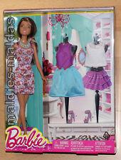 Barbie fashionistas Teresa moda & accesorios cml81 nuevo/en el embalaje original muñeca