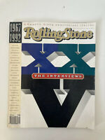 Rolling Stone Magazine 25th Anniversary Edition Interviews Jagger Zepplin Lennon