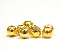 500 Metallperlen Zwischenteile SPACER Rund 2mm GOLD Metall Schmuck BEST M216