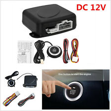 New listing Car Alarm System Security Keyless Entry Push Button Remote Engine Start Stop Kit
