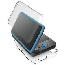 Guscio custodia trasparente rigida per New Nintendo 2DS XL Protective Crystal