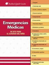 EMERGENCIAS MEDICAS EN SITIO DEL CUIDADO DE NINO - NEW PAPERBACK BOOK