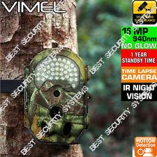 Trail Camera Security Hunting Farm Vimel Smart Cam Night Vision Motion Detection