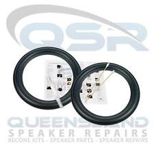 "8"" Rubber Surround Repair Kit to suit Klipsch Speakers KFC 8.5 (RS 180-151)"