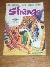 COMICS / STRANGE N° 71  / NOVEMBRE 1975 +++++++++++++