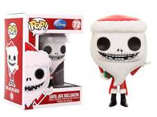 Nightmare Before Christmas Santa Jack Pop! Funko Disney Vinyl figure n° 72