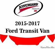 3M Scotchgard Paint Protection Film Pre-Cut 2015 2016 2017 Ford Transit Van