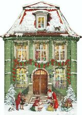Coppenrath Victorian Christmas Townhouse Large Traditional Advent Calendar 72320