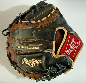 "Rawlings PROCM33BSL Catcher Glove 33"""