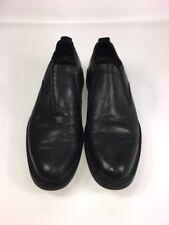 Ugg Australia Mens Casual Dress Loafer 9m Black Leather 161c09662F11