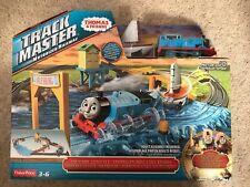 THOMAS & FRIENDS TRACKMASTER TREASURE CHASE SET Brand New Sealed Box - Thomas