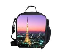 Insulated Lunch Bag Thermal Lunchbox Pack Bag for Kids School Travel Men Cooler