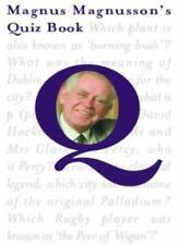 Magnus Magnusson's Quiz Book By Magnus Magnusson