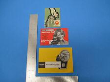 3 Vintage Automatic Flash Kodak ITT Magic Flash Sixton Instruction Manuals S1916
