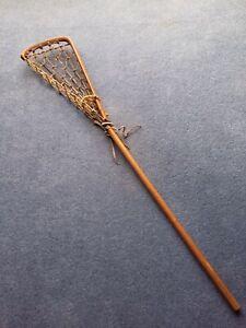 Vintage Hattersley's Viktoria Lacrosse Stick