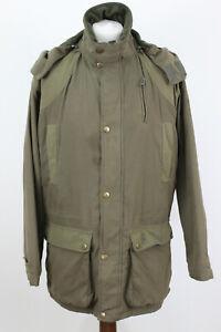 DEERHUNTER Olive Insulated Jacket size L