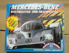 Mercedes Benz Super cuarteto campeón mundial & sueño coches 64 hoja nuevo embalaje original FX Schmid
