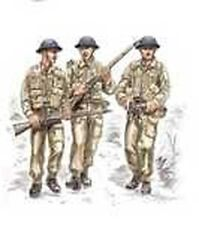 CMK F72145 1/72 Resin WWII British Infantry Soldiers (3 Figures)