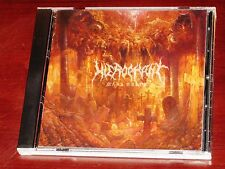 Hierophant: Mass Grave CD 2016 Season of Mist Underground Activists USA SUA 067