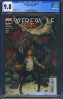 Werewolf By Night 1 (Marvel) CGC 9.8 White Pages Taboo & B. Earl story