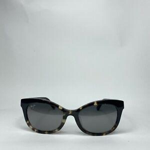 Maui Jim ILIMA MJ 759-61 Tokyo Tortoise Black Sunglasses W/Grey Polarized 2346