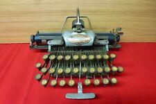 Machine à écrire blick aluminium