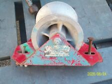 (1) Greenlee Ensley Cable Pulling Sheave Tray E 863