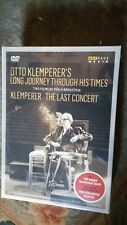 """Otto Klemperer's Long Journey Through His Times/ The Last Concert"" DVD"